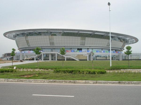 鹰潭市体育馆
